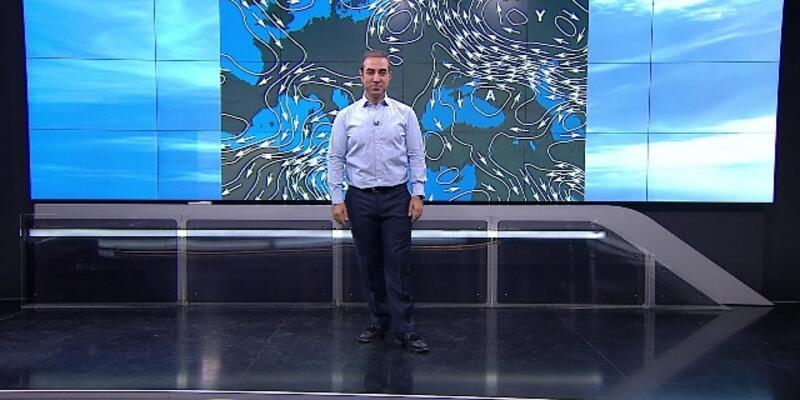 Hava Durumu (21-08-2015)