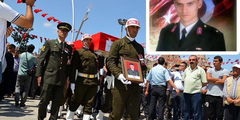 Lice'deki çatışmada ölen Teğmen Hubeyib Turan toprağa verildi