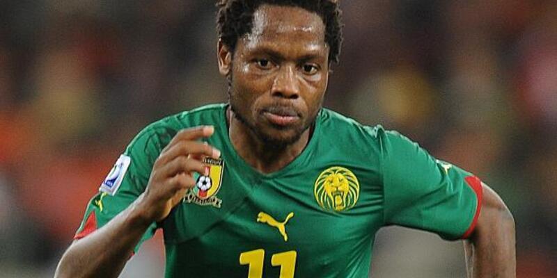 Antalyaspor bir Kamerunlu daha transfer etti