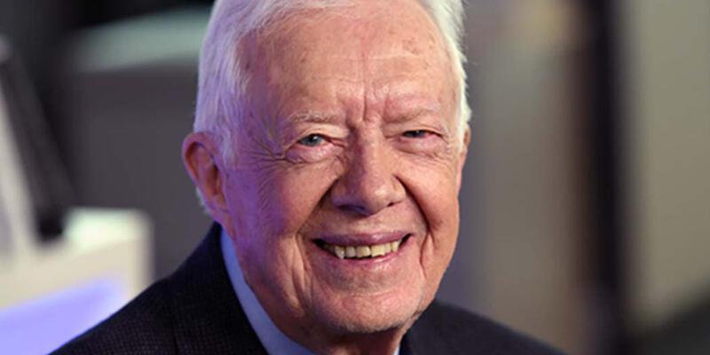 Eski ABD Başkanı Jimmy Carter'dan kanser açıklaması