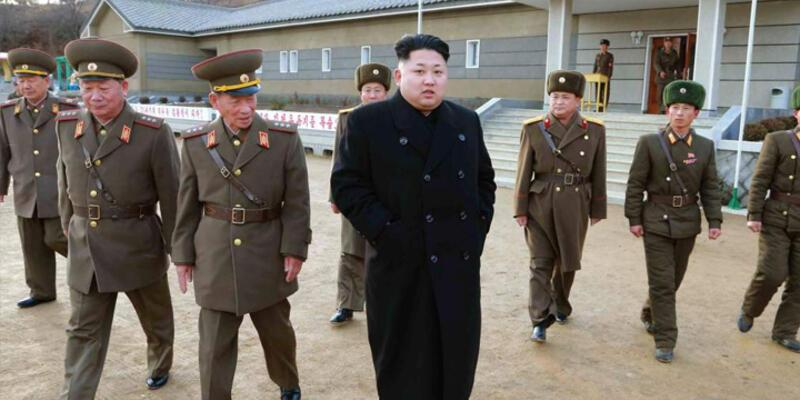"Kuzey Kore lideri ""savaş durumu"" emri verdi"