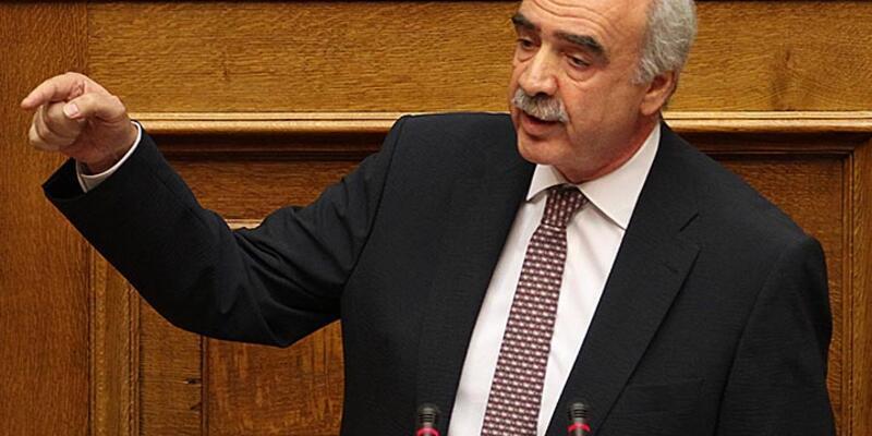 Yunanistan'da yeni hükümet kurma görevi Meymarakis'e