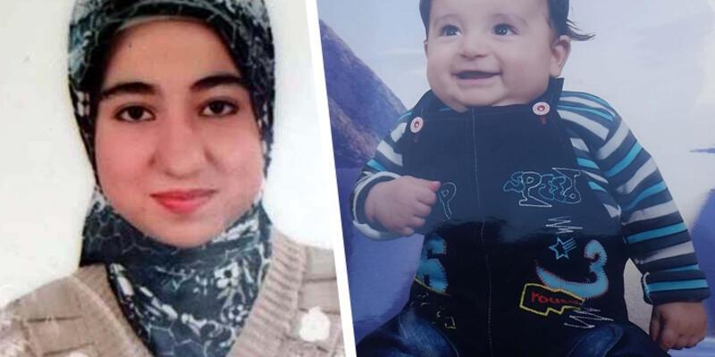 Maganda kurşunları 4 aylık hamile kadını öldürdü, oğlunu ağır yaraladı