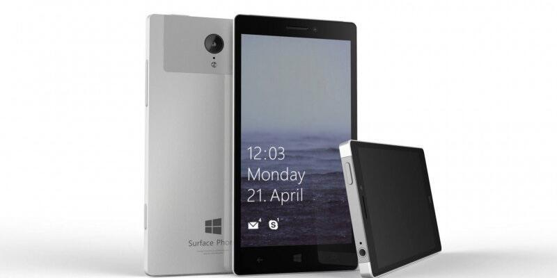 "Lumia ""out"" Surface Mobile ""in"""