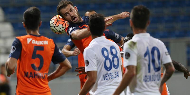 Kasımpaşa - Medipol Başakşehir: 1-0