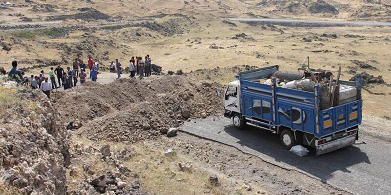 Iğdır'da valilikten PKK'ya karşı hendekle önlem