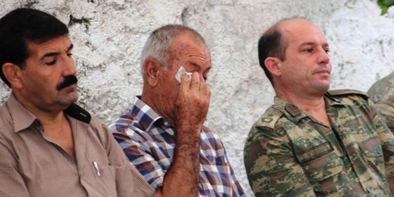 Şehit yüzbaşı Ali Alkan son yolculuğuna uğurlandı
