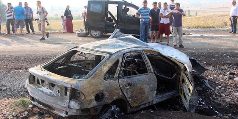 Seydikemer'de trafik kazası: 6 yaralı