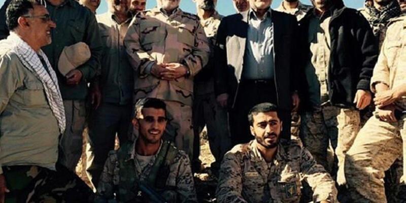 İranlı bakan Kandil Dağı'ndan fotoğraf paylaştı
