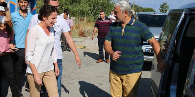 Edremit Belediye Eş Başkanı tutuklandı