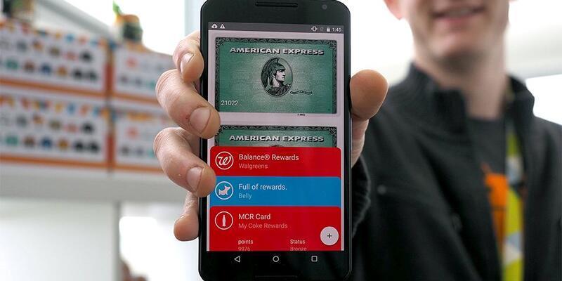 McDonald's, Android Pay'e geçiyor