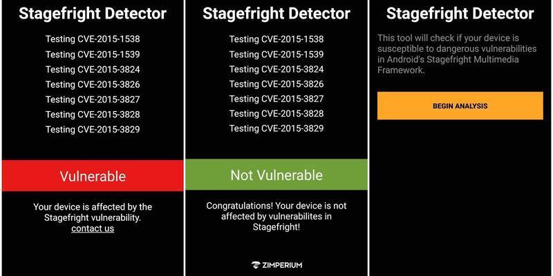 Stagefright virüsünden korunmanın yolları