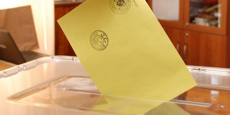 Seçimlere 29 parti katılacak