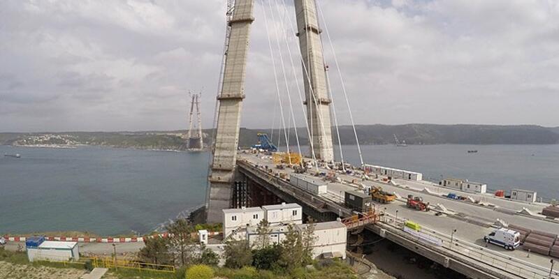 3. köprü bağlantı yolları ihalesi 4. kez ertelendi