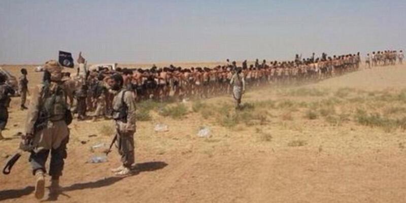 """IŞİD """"arındırılmış bölgede"""" 5 kasabayı ele geçirdi"""