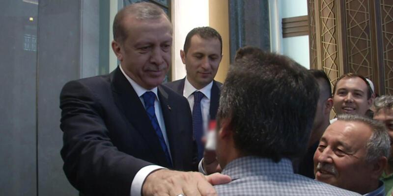 Cumhurbaşkanı Erdoğan: Sigarayı bıraktım de bakayım