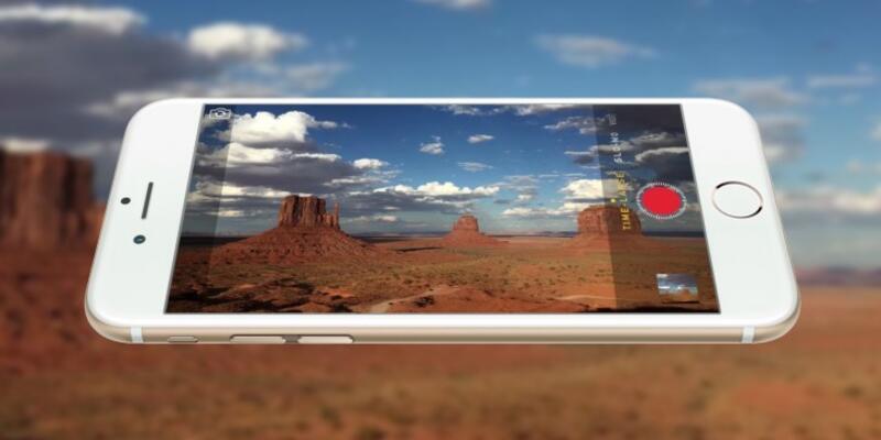 iPhone 6s'te 4K video çekmek özelliği olacak