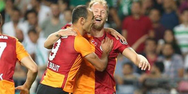 Torku Konyaspor 1 - 4 Galatasaray