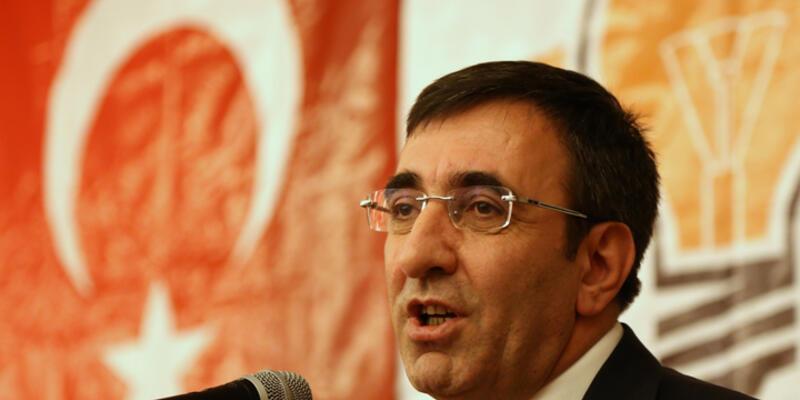 """Başbakan Yardımcısı Cevdet Yılmaz """"İmralı"""" sorusuna yanıt verdi"""