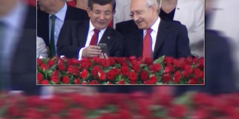 Başbakan Davutoğlu, Kılıçdaroğlu ile sohbetlerini anlattı