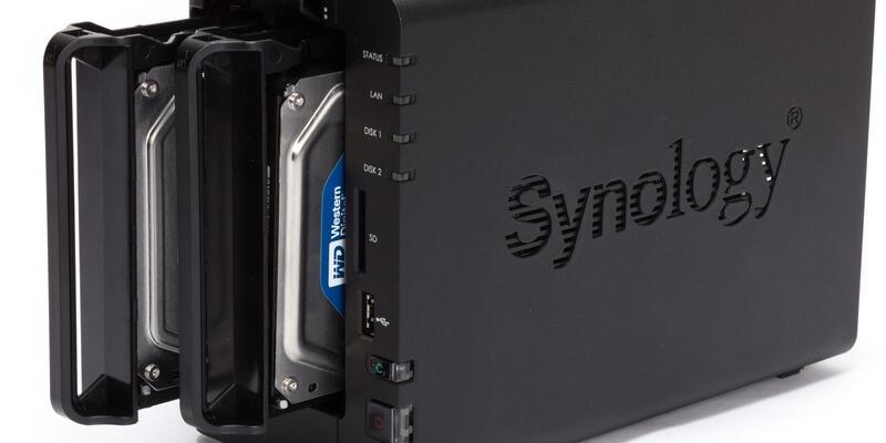 Synology DiskStation DS214 inceleme