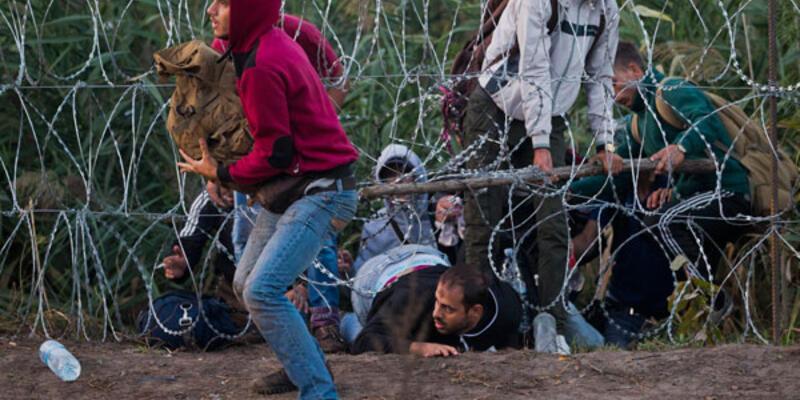 """Fransa ile Macaristan arasında """"duvar"""" krizi"""
