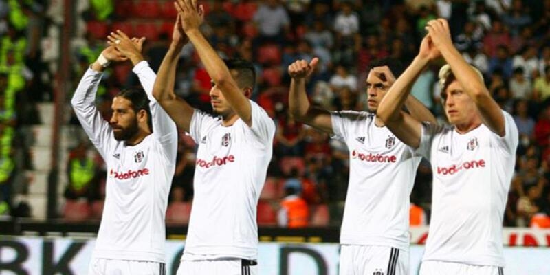 Beşiktaş Torku Konyaspor ile hazırlık maçı yapacak