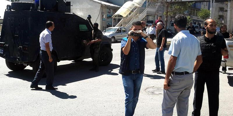 Ağrı'da HDP ve DBP'li 13 kişi gözaltına alındı