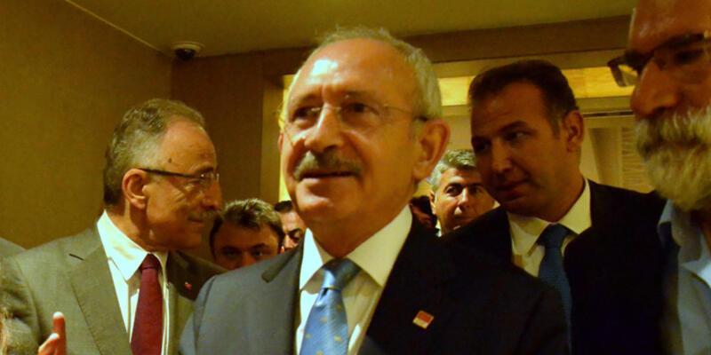 CHP lideri Kılıçdaroğlu İl Başkanları Toplantısında konuşuyor