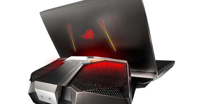 Sıvı soğutmalı laptop