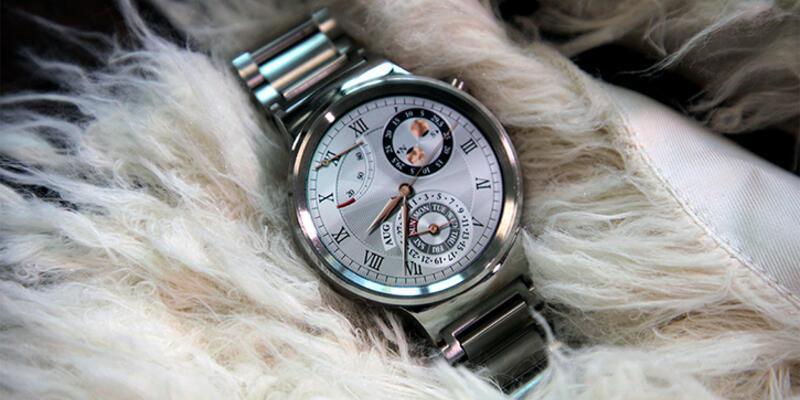 Huawei Watch duyuruldu!