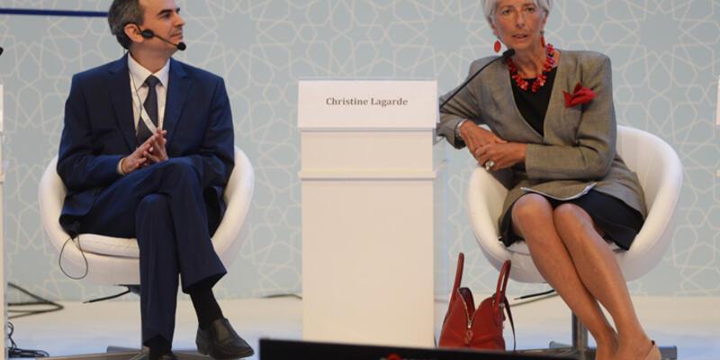 """Lagarde: """"Toparlanma eşit şekilde olmuyor"""""""