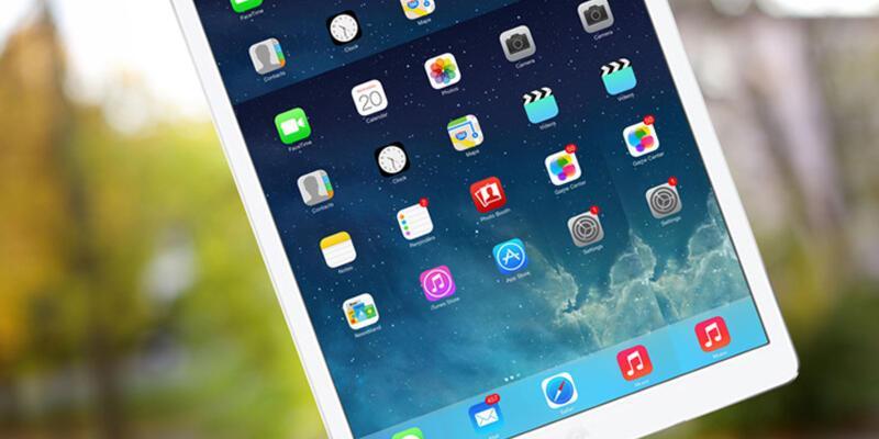 iPad Pro'ya az kaldı