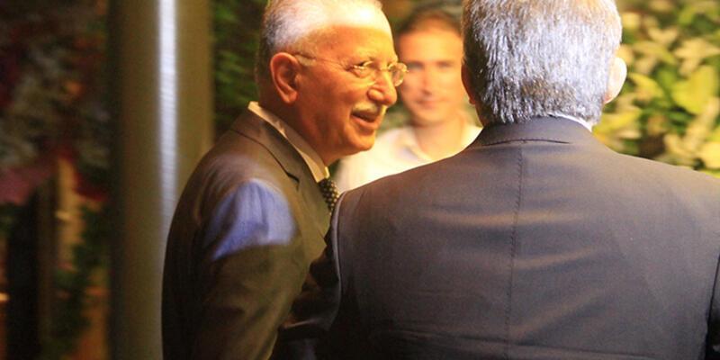 Abdullah Gül, İhsanoğlu'nun oğlunun düğününde