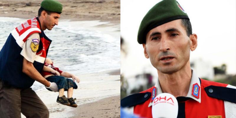 """""""O asker"""" ilk kez konuştu: """"Aklıma oğlum geldi"""""""