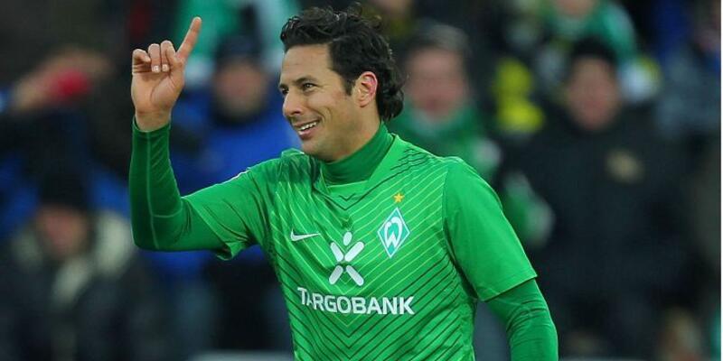 Pizarro yine Werder Bremen'e transfer oldu