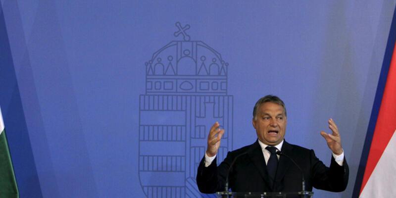 """Macaristan Başbakanı Viktor Orban: """"Sınırları kapatın"""""""