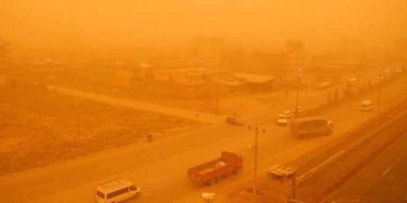 Meteoroloji'den ''toz taşınımı'' uyarısı