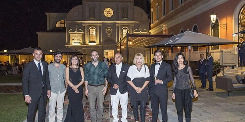 Venedik'te Türk filmleri onuruna resepsiyon
