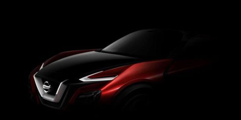 Nissan'ın yeni crossover'ından ilk kare