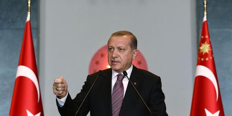 """Erdoğan: """"Suçlu Ankara değil, Kandil'dir"""""""