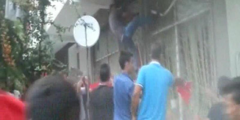 HDP Genel Merkezi'ne saldırı!
