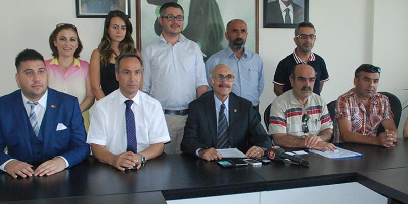 Eskişehir CHP'de il yönetimi görevden alındı