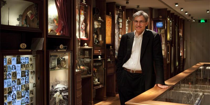 """Orhan Pamuk: """"AKP hakkında söyleyeceğim en derin eleştiri..."""""""