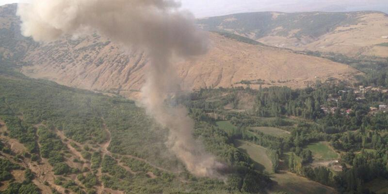 Bitlis'te 60 ton patlayıcı ele geçirildi
