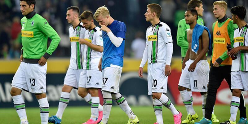 Mönchengladbach'ın büyük çöküşü