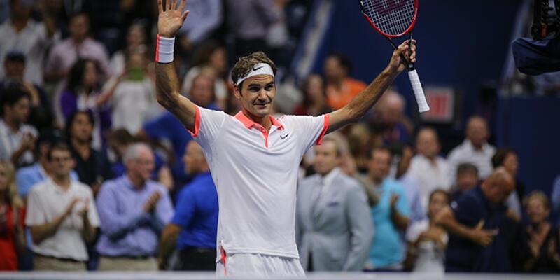 ABD Açık'ta Djokovic - Federer finali