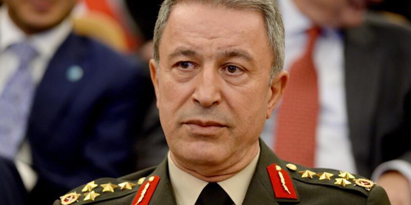 Genelkurmay Başkanı Hulusi Akar'dan PKK mesajı