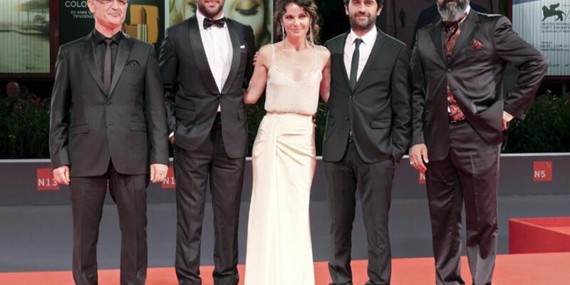 """72. Venedik Film Festivali'nde """"Abluka""""ya ödül"""
