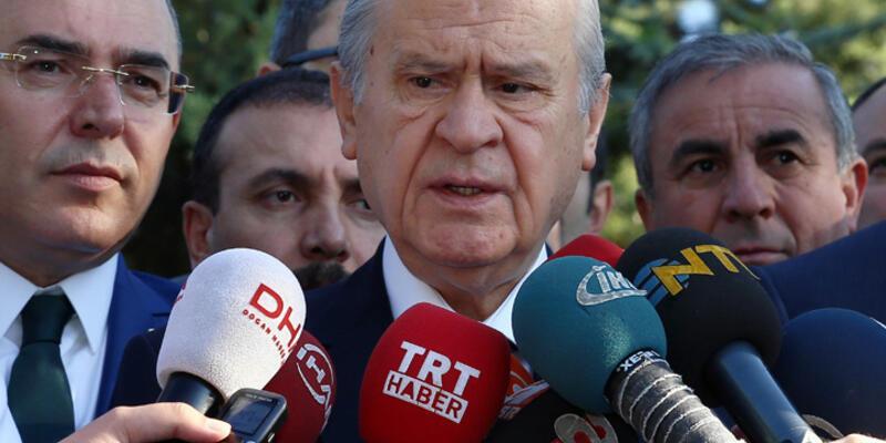 MHP Genel Başkanı Devlet Bahçeli anjiyo oldu